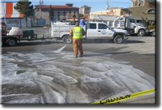 Fuel Spill Cleanup